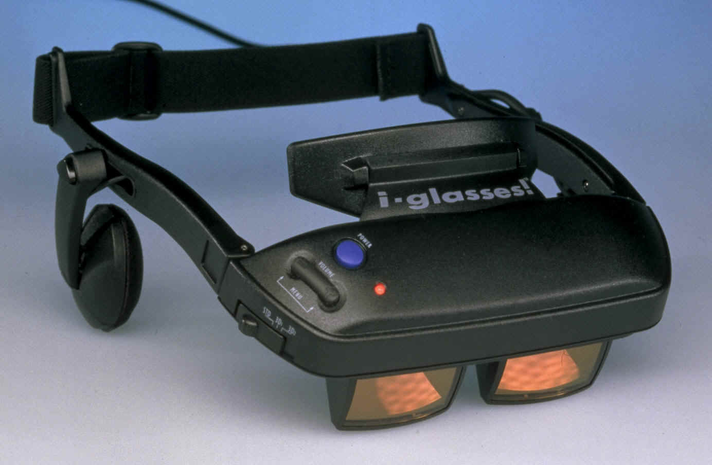Virtual Io I Glasses